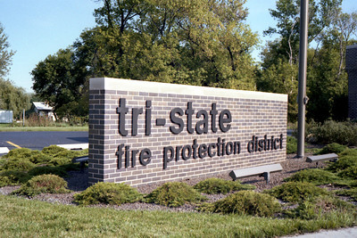 TRI - STATE FPD SIGN