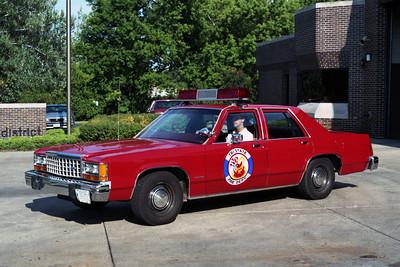 TRI STATE FPD  CAR FORD LTD