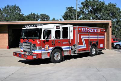 TRI STATE  ENGINE 511  PIERCE ARROW XT  PUC