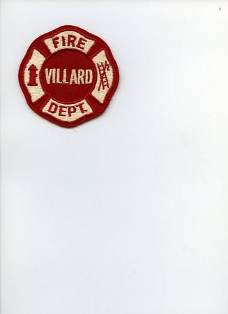 VILLARD VFD  PATCH