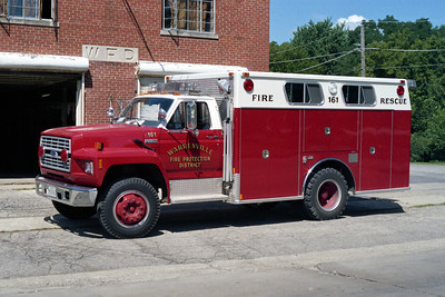 SQUAD 161  FORD F - ALEXIS