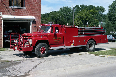 ENGINE 157  SIDE VIEW