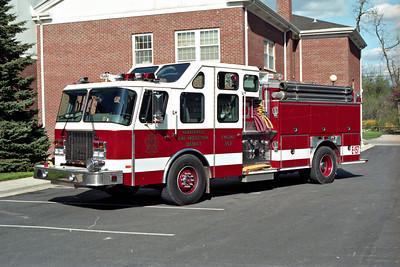 ENGINE 157  E-ONE VISTA CAB
