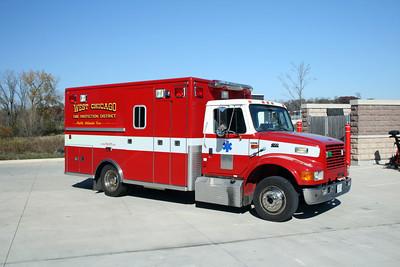 WEST CHICAGO FPD MEDIC 5R 1999-2368547818-O