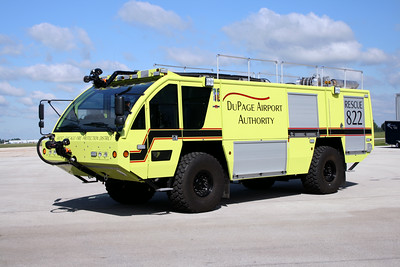 DUPAGE AIRPORT RESCUE 822