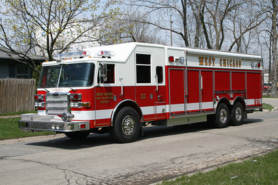 WEST CHICAGO FPD  SQUAD 815