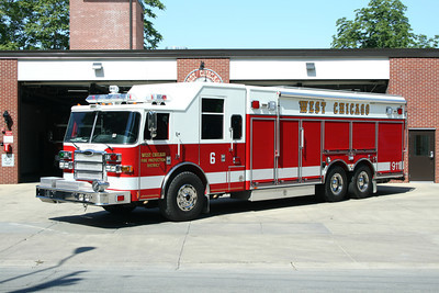 WEST CHICAGO FPD SQUAD 6