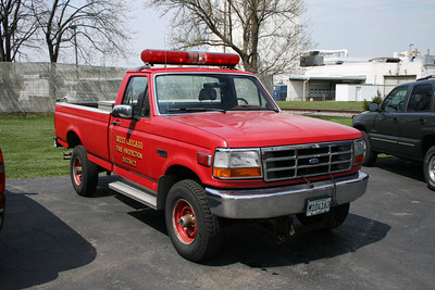 WEST CHICAGO FPD PICK UP TRUCK