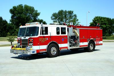 WEST CHICAGO FPD ENGINE 7R