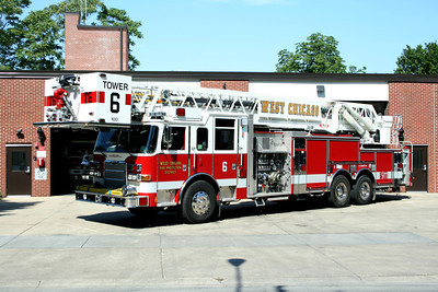 WEST CHICAGO FPD TOWER 6
