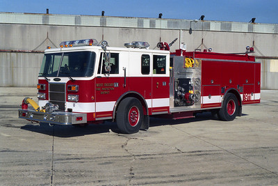 WEST CHICAGO FPD  ENGINE 7