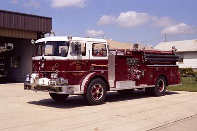 ENGINE 352  IHC - DARLEY