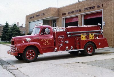 WESTMONT FD ENGINE 354 IHC R-190