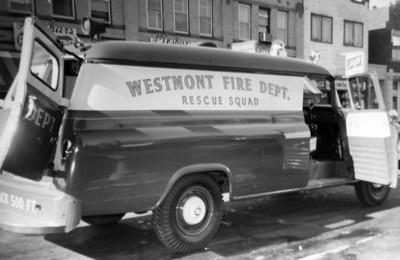 WESTMONT RESCUE TRUCK