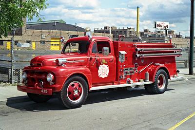 WEST WHEATON VFD ENGINE 435