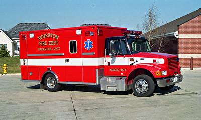 WHEATON FD MEDIC 407