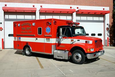WHEATON MEDIC 430