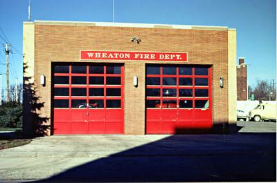 WHEATON FIRE STATION 2