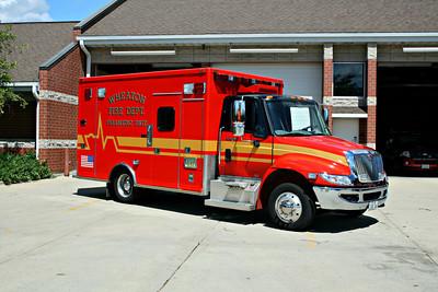 WHEATON MEDIC 410