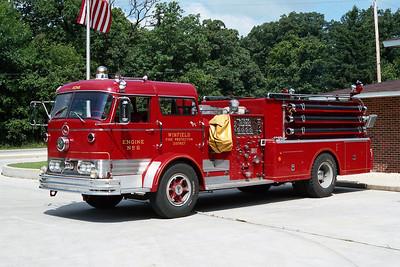 WINFIELD FPD  ENGINE 6  MACK C95  BF