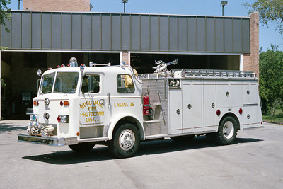 WOOD DALE FPD,IL  ENGINE 16
