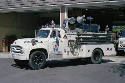 WOOD DALE FPD ENGINE W8