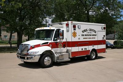 YORK CENTER  MEDIC 78  IHC 4300 -