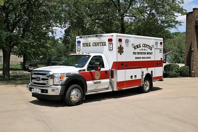 YORK CENTER   MEDIC 77  FORD F450 -
