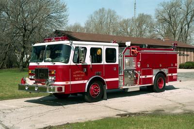 YORKFIELD FPD ENGINE 803  E-ONE