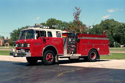 YORKFIELD FPD  ENGINE 702  FORD C - DARLEY