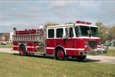 YORKFIELD FPD  ENGINE 703  E-ONE