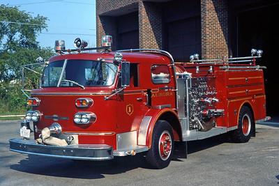 AURORA FD  ENGINE 1  1968  ALF 900   1000-500