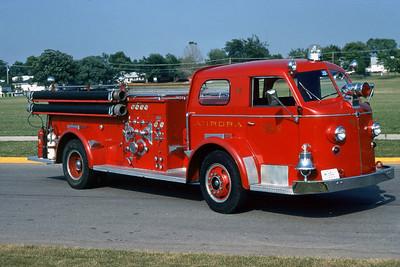 AURORA FD  ENGINE 31  1950  ALFCO 700   1000-500