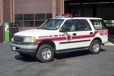 AURORA FD  CAR 24  1997  FORD EXPLORER
