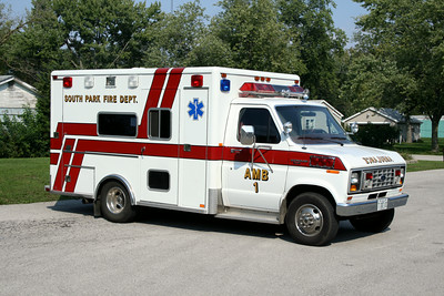 AURORA TOWNSHIP AMBULANCE 1