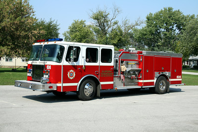 AURORA TOWNSHIP ENGINE 606  E-ONE