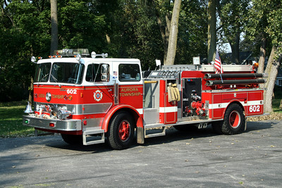 AURORA TOWNSHIP ENGINE 602