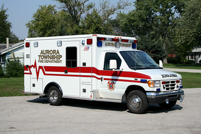 AURORA TOWNSHIP AMBULANCE 653