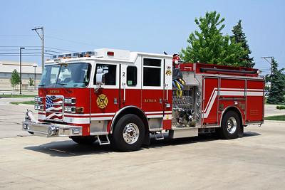 BATAVIA FD  ENGINE 2  2009  PIERCE ARROW XT   1250-1250   # 21687