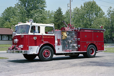 BATAVIA FD  ENGINE 5  1978  SEAGRAVE   1250-750   #H-73681