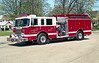 CARPENTERSVILLE ENGINE 93   PIERCE SABER