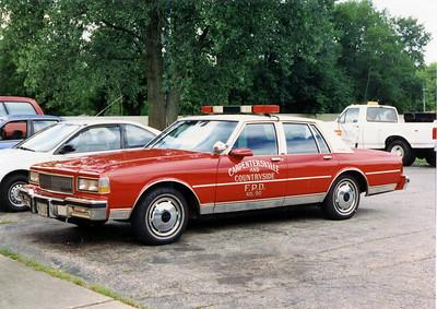 CARPENTERSVILLE CAR 90   CHEVY   JEFF SCHIELKE PHOTO