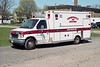 CARPENTERSVILLE  AMBULANCE 97  FORD E -