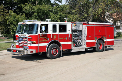 CARPENTERSVILLE  ENGINE 942  2007 PIERCE DASH  1500-500  #18997