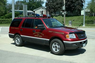Carpentersville shift commander