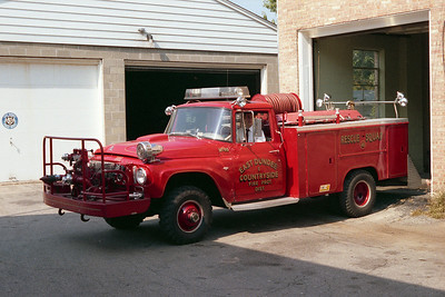 EAST DUNDEE 46  1966 IHC -ALEXIS  500-250  PRIOR TO REHAB