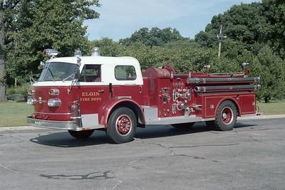 ELGIN FD   ENGINE 3   1965  ALFCO  1250-500     BILL FRIEDRICH PHOTO