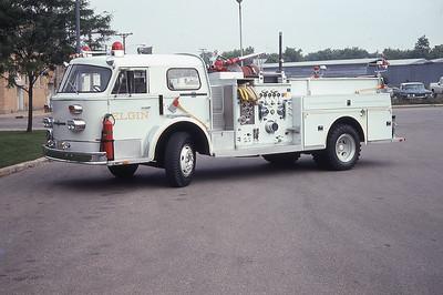 ELGIN FD   ENGINE 1 1970 ALF 12-1-2132 1250-500 RH