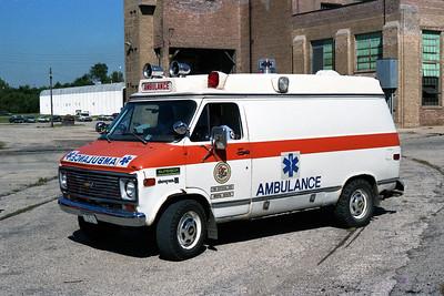 ELGIN STATE HOSPITAL  AMBULANCE 1