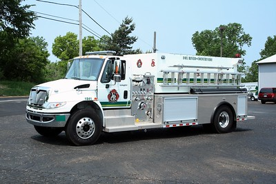 FOX RIVER & COUNTRYSIDE FPD TANKER 1841  2011 IHC 4400 - ALEXIS  1000-2000  BF